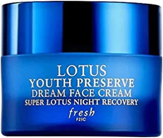 Fresh Lotus Youth Preserve Dream Night Cream 0.23 oz/ 7 ml