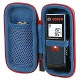 co2CREA Duro Viajar Caso Cubrir para Bosch Professional Medidor láser de...