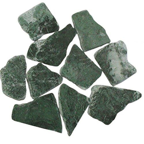 Verde Marmorbruch Bruch Marmor Mosaik 10 mm lose Ware