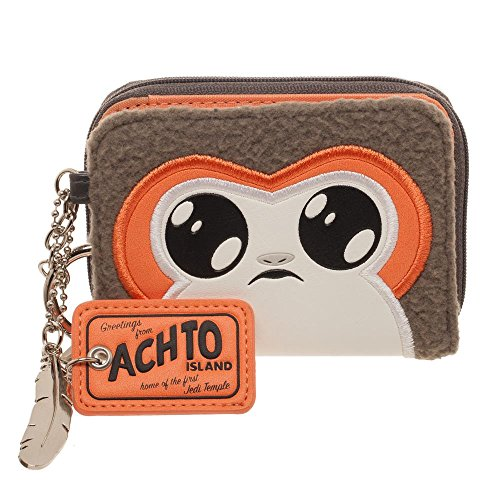 Official Licensed Star Wars The Last Jedi Porgs Character Purse