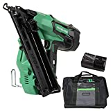 Best Cordless Finish Nailers - Metabo HPT - NT1865DMASM Cordless Finish Nailer Kit Review
