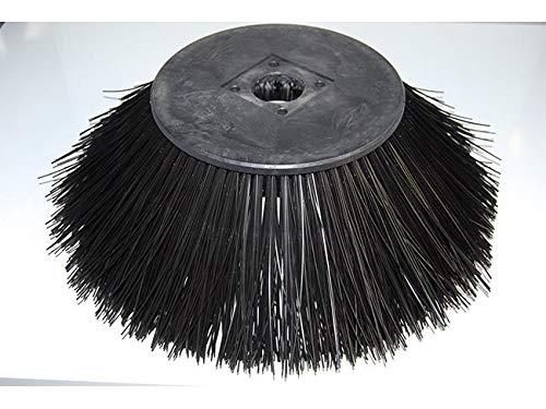 partmax® Tellerbesen hart für Nilfisk-Alto Floortec 580 B / 580 P, Besen, Seitenbesen, Kehrbesen