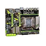 CARRYKT X99 LGA2011-V3 Professionelles 4-Kanal-DDR4-Desktop-Computer-Motherboard-Modul