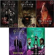 October Faction Graphic Novel Set, Vol. 1-5