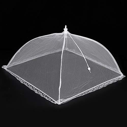 Mesh Food Covers Carpa Paraguas Para el hogar y al aire libre...