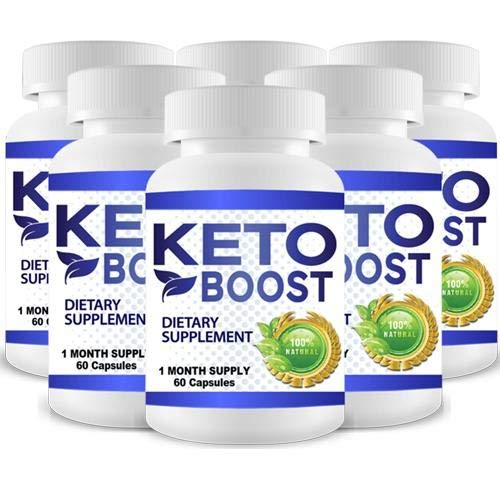Shark Tank Keto Boost Diet Pills**6 Month Supply**