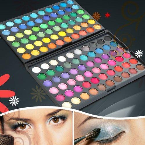 Itian 120 Farben Lidschatten Make-up-Palette, Universal Kit for Make-up Lovers, Anfänger und...