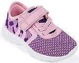 PromArder Toddler/Little Kid Boy Girl Shoes Tennis Running Sports Sneakers Pink/Purple