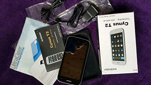 Mobistel Cynus T2 4GB Android schwarz