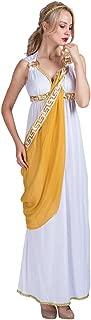 EraSpooky Women's Roman Lady Greek Goddess Costume