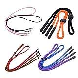 JMSHHT 8pcs/Sets Fashion Eye Glasses Chains, Women Men Eyeglass Chain Cord Holder Lanyard Sunglasses Neck Strap Rope,8pcs
