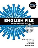 English File third edition: Pre-intermediate: Workbook with key and iChecker