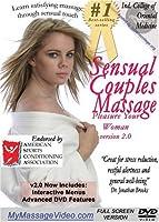 Sensual Couples Massage: Pleasure Your Woman 2 [DVD]