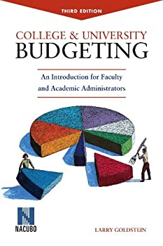 College & University Budgeting: College And University Budgeting 1569720312 Book Cover