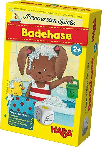 HABA 301313 - MES Badehase Spiel