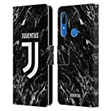 Head Case Designs sous Licence Officielle Juventus Football Club Noir Marbre Coque en Cuir à...