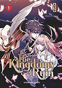 The Kingdoms of Ruin Edition simple Tome 1
