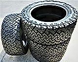 Set of 4 (FOUR) Venom Power Terra Hunter X/T All-Terrain Tires-35X12.50R22LT 117R LRE 10-Ply