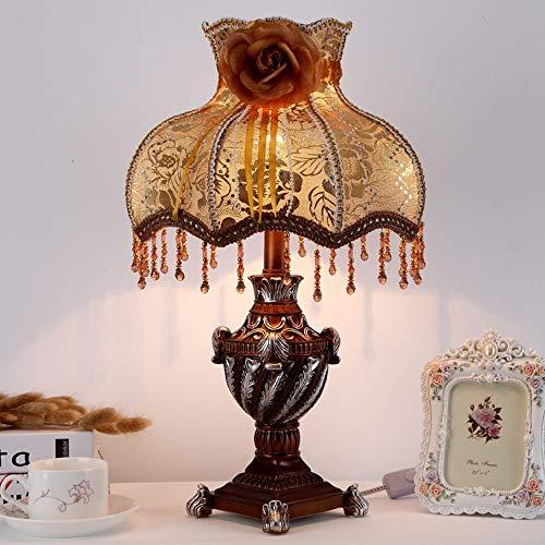 Luyshts Lámpara De Sobremesa De Estilo Europeo, De Estilo Moderno