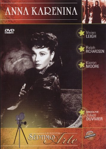 ANNA KARENINA - 1948 - Vivien Leigh - All Regions - PAL