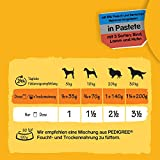 Pedigree Adult Hundefutter 3 Sorten Geflügel, 12 Dosen (12 x 800 g) - 4