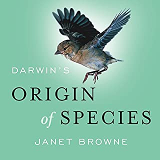 Darwin's Origin of Species cover art