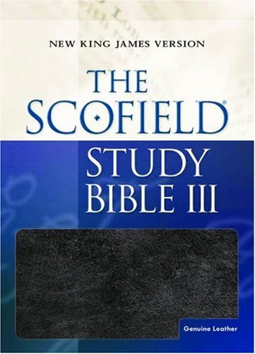 The Scofield® Study Bible III, NKJV (Pack May Vary)