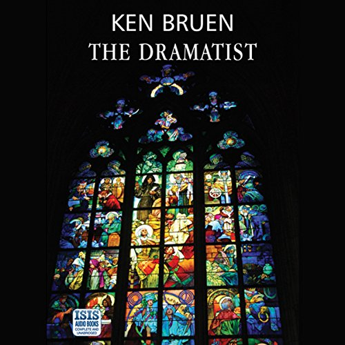 The Dramatist audiobook cover art
