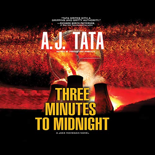 Three Minutes to Midnight  By  cover art