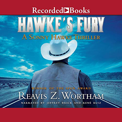 Hawke's Fury audiobook cover art