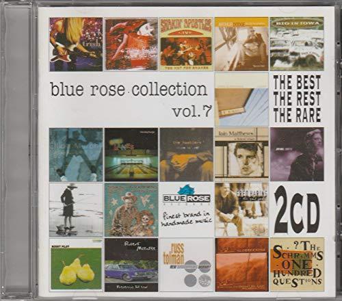 Cd Blue Rose Collection Vol 7 - 2001 - Duplo - Importado