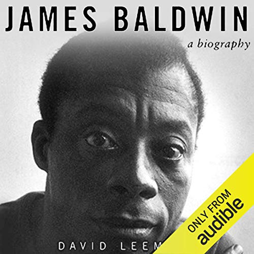 Couverture de James Baldwin