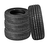 set of 4 (Four) SURETRAC COMFORTRIDE 225/65R17 Tires SL BSW 102H (QTY:4)