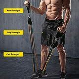 Zoom IMG-1 yabife elastici fitness set fasce