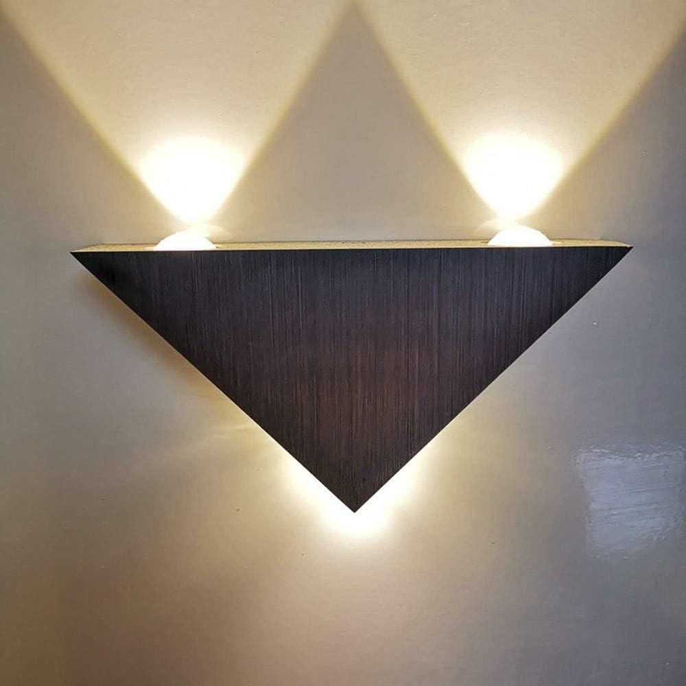 BAOBUM Wall Lamps lamp Free Shipping Cheap Bargain Gift Mode Aluminum Led Purchase Triangle