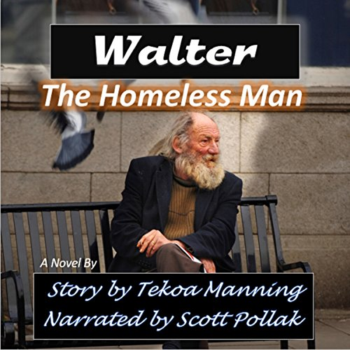 Walter audiobook cover art