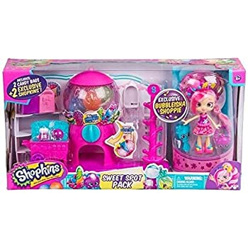 Shopkins Sweet Spot pack with Exclusive Bubbl | Shopkin.Toys - Image 1