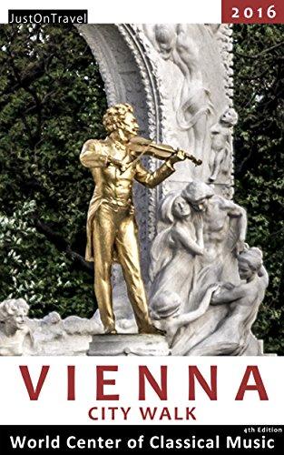 Vienna City Walk - World Center of Classical Music