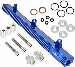 Ajp Distributors New For Eg Ek Dc2 B16A B18C JDM Racing Fuel Rail Injector Billet Assembly Kit Blue