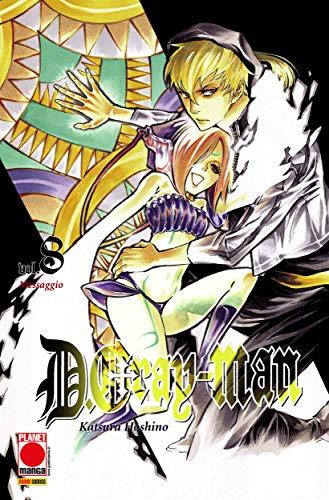 D.Gray-Man 8