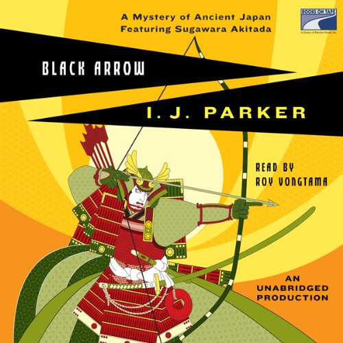 Black Arrow audiobook cover art