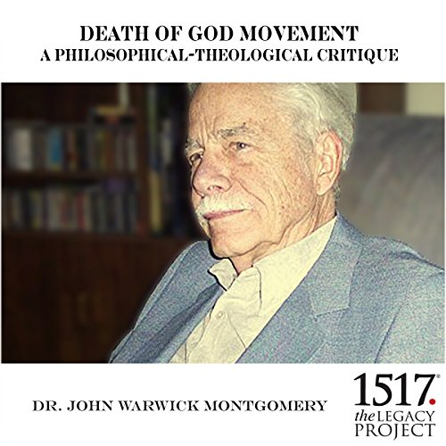 Death of God Movement - A Philosophical-Theological Critique audiobook cover art