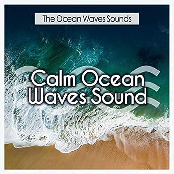 Calm Ocean Waves Sound