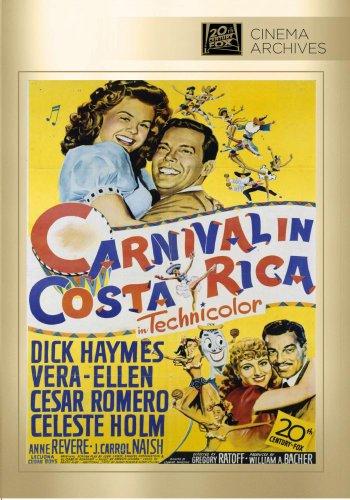 Carnival In Costa Rica [Edizione: Stati Uniti] [Reino Unido] [DVD]