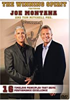 Joe Montana & Tom Mitchell: The Winning Spirit [DVD]