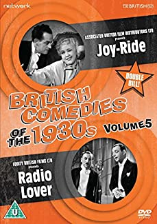 British Comedies Of The 1930s - Volume 5