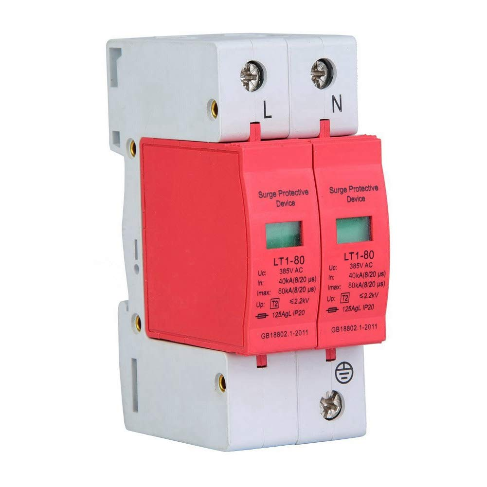 2P Ranking TOP20 Surge Protective Device Telephone Lightning Tele Limited price Lo Protector