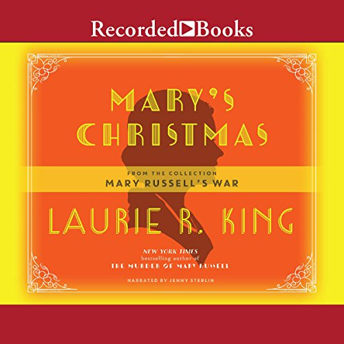Mary's Christmas cover art
