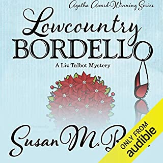 Lowcountry Bordello audiobook cover art