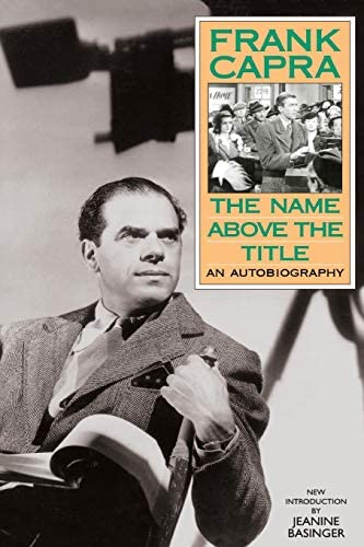 The Name above the Title An Autobiography product image